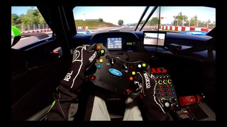 Project Cars 2 | Ford GT LM GTE @ Barcellona [Triple Screen] Onboard - Fanatec Podium DD2