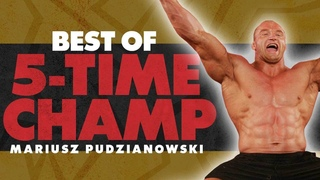 Best of Mariusz Pudzianowski   Part 1   World's Strongest Man