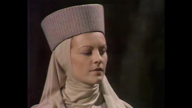 Проклятые короли Les rois maudits мини сериал 1972 1я серия