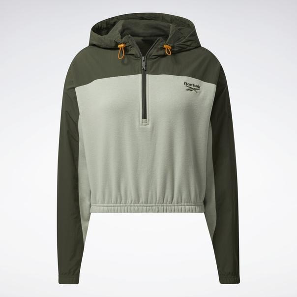 Укороченная куртка Vector Oversize