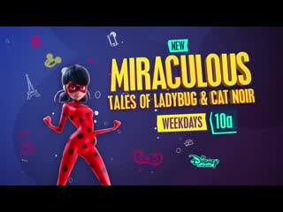 Miraculous: Tales of Ladybug and Cat Noir | Season 3 - Promo Trailer (Disney US)