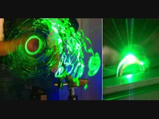 Лазерная проекция ИНФО-ЛАН