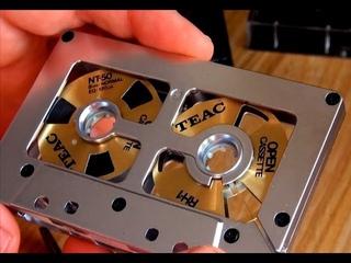 Teac Open Reel Cassette: Part II
