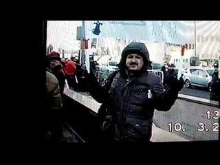 Новый Арбат_[.]. (Раритетная запись с выступлением активистов белоленточников ).