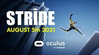 STRIDE - Oculus Quest Trailer