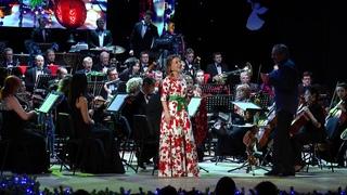 Святковий різдвяно-новорічний концерт академічного симфонічного оркестру 2018р.