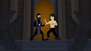 Никто не счастлив на Mortal Kombat [СослНакл]