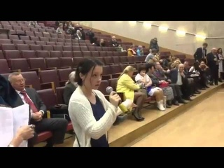 Студентка Тимирязевки поставила в тупик замминистра вопросом о свекле.