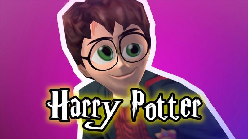 ЧТО НЕ ТАК С ГАРРИ ПОТТЕРОМ Гарри Поттер и Философский камень ПК Версия