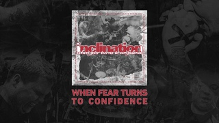 When Fear Turns to Confidence