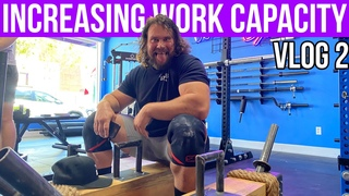 Farmers, Yoke, Squats, Deadlifts All In One Day? WHYYYYY??? Vlog 2 - Rogue Invitationals