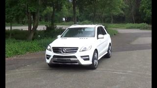 2014 Mercedes-Benz ML 350 AMG - Обзор