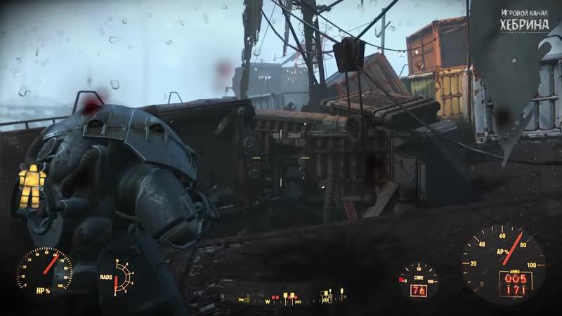 Прохождение Fallout 4 Часть 112 Атомные коты