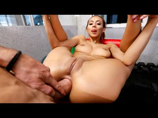 [BangBros] Veronica Leal - Veronica's Squirting Anal Workout   Anal Sex Squirt Doggystyle Gym Reverse Cowgirl Brazzers Порно