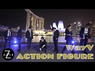 [KPOP IN PUBLIC] WayV 威神V 'Action Figure'   DANCE COVER   Z-AXIS   Z-AXIS FROM SINGAPORE