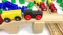 Мультики про Паровозы Поезда Путешественники Игрушки ИКЕА Лиллабо