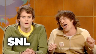 Weekend Update: Bill and Andy Impression off - SNL