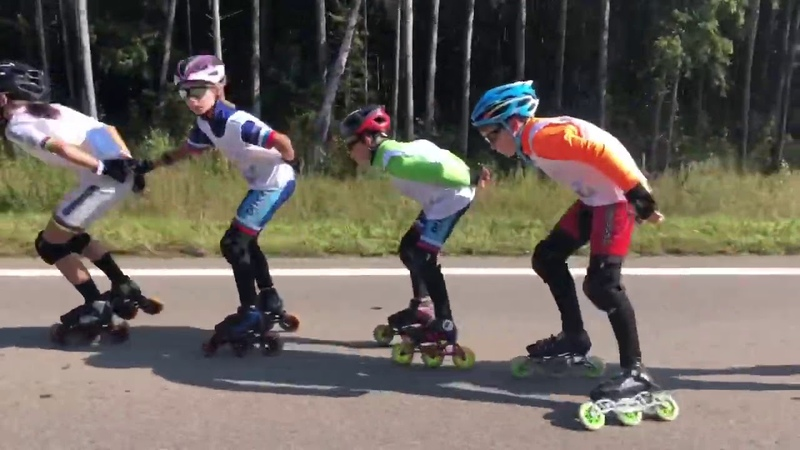 Спидскейтинг Марафон в Алабино 2020 Speedskating Marathon Alabino 2020 Freestyle Fever