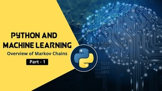Python & Machine Learning | Introduction to Markov Chains | Part 1 | Eduonix