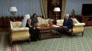 Лукашенко: необходимо более интенсивно готовить католических священников в Беларуси