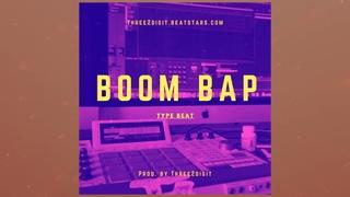 "[FREE] Boom Bap Type Beat ""Balance"" l Hip-Hop Instrumental 2021"