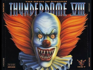 "THUNDERDOME 8 (VIII) - FULL ALBUM 153:39 MIN 1995 ""DEVIL IN DISGUISE"" HD HQ HIGH QUALITY CD 1 + CD 2"