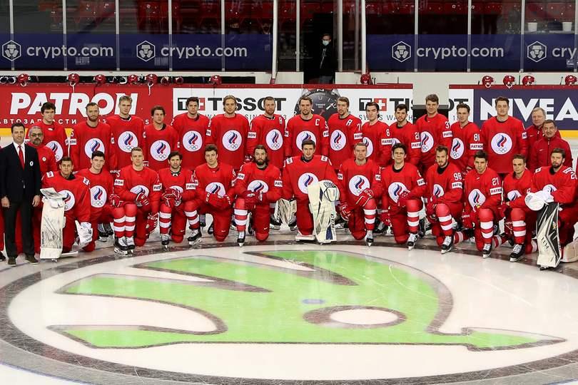 Россия уступила Словакии на чемпионате мира по хоккею (Видео)