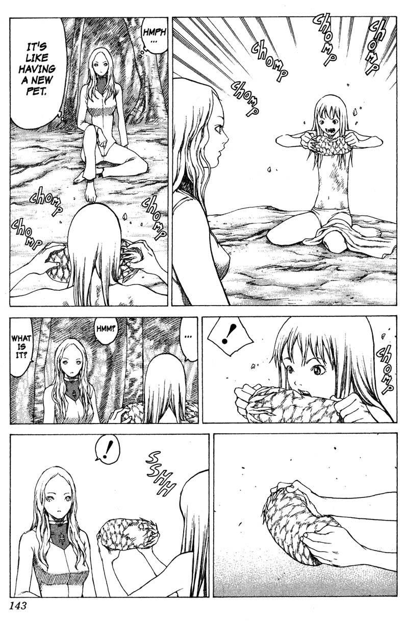 Claymore, Chapter 14, image #14