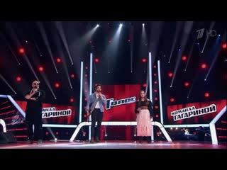 Шоу Голос: Яна Габбасова из Башкирии выиграла поединок