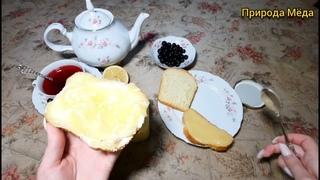 """Правильный бутерброд с Правильным мёдом - от фермерского хозяйства """"Природа Мёда"""""""