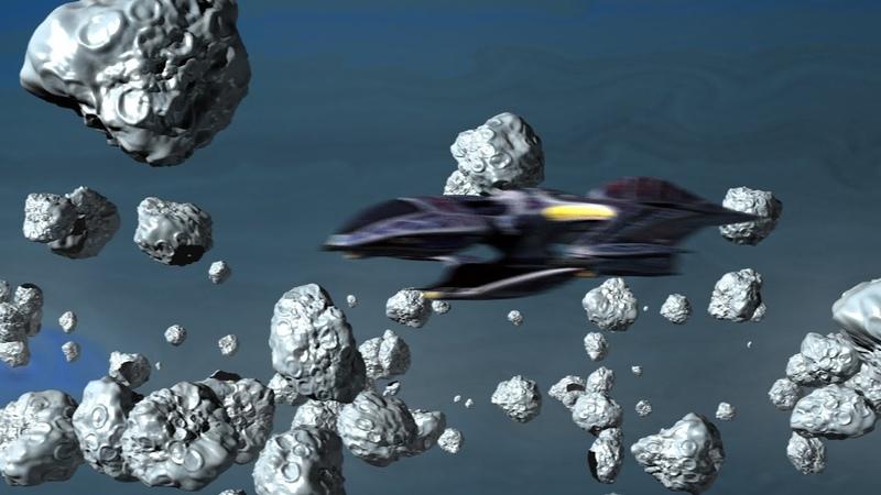 Babylon 5 Omega Destroyer Receives Fighter Upgrade