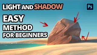 Easy Shading Method For Beginners