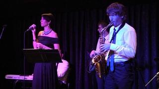 "Tanya Gulyaeva & Alex Band+ в ресторане ""Monet"" на Корпоративном Празднике  г."