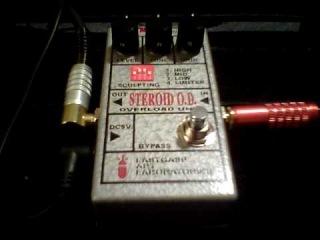 Lastgasp Art Laboratories - Steroid O.D. - Overload Unit