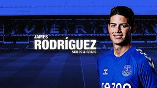 James Rodríguez 2021   Everton   Amazing Passes, Assists, Skills & Goals   HD
