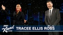 Tracee Ellis Ross Jimmy Kimmel Hate Halloween