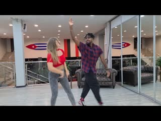 Adonis Santiago & Kristina Mazur - Timba Cubana