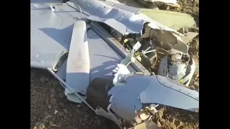 """Иран сбил израильский БПЛА """"IAI Harop"""""""