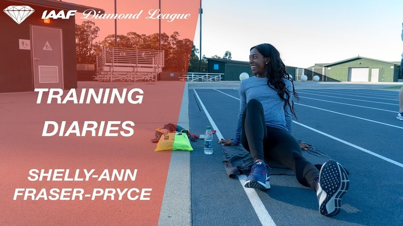 Training Diaries Shelly-Ann Fraser-Pryce - IAAF Diamond League