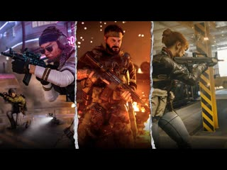 Смотрим тизер к новому сезону #warzone