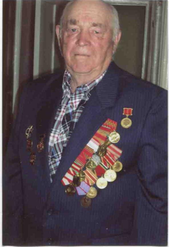 Беричев Степан Васильевич