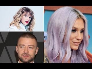 PG Musikvideos   Timberlake hat Nachschub, Taylor Swift rennt durch den Wald, Kesha opfert