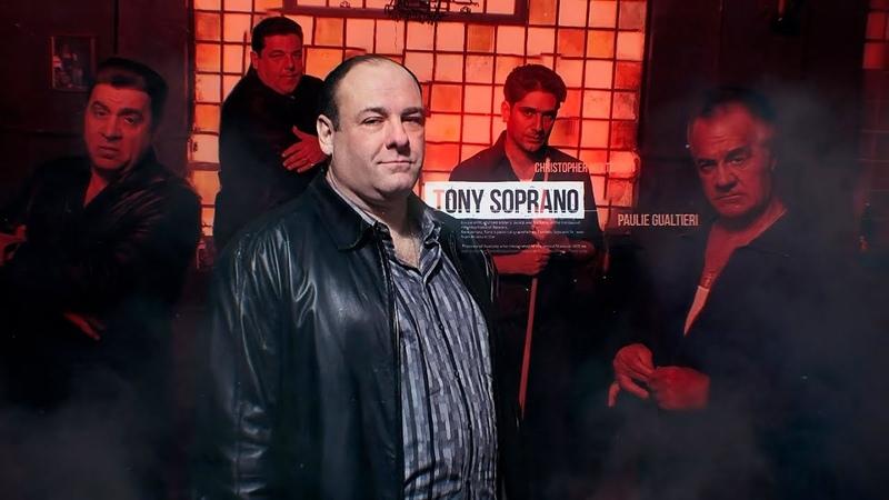 Разбор Сопрано S01E05 - Колледж (Гоблин, Goblin, Дмитрий Пучков)