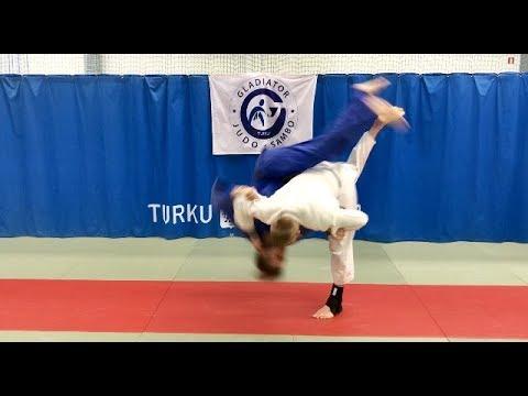 Дзюдо Золотой бросок Shohei Ono Ханэ госи Judo Judo throw Hane goshi