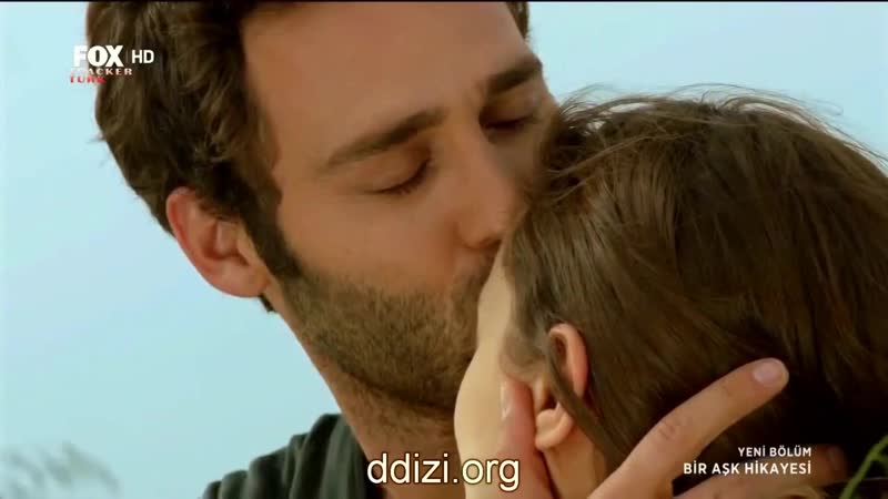 История одной любви Bir Ask Hikayesi Коркут и Джейлан Ты только держи меня