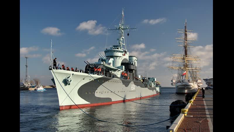 Морские легенды ORP Błyskawica