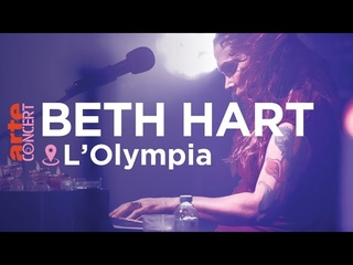 Beth Hart à l'Olympia #StayHome #WithMe - ARTE Concert