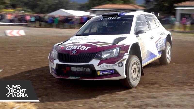 7 Rallye de Pozoblanco CERT 2019 @WRCantabria