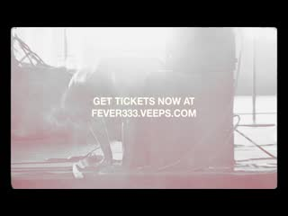 Fever 333 / Виртуальный концерт / 29 октября 2020