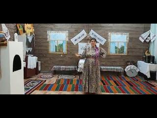 27 (15-18)Махонька - частушки  Рудного Алтая исполняет Мария Бобровская